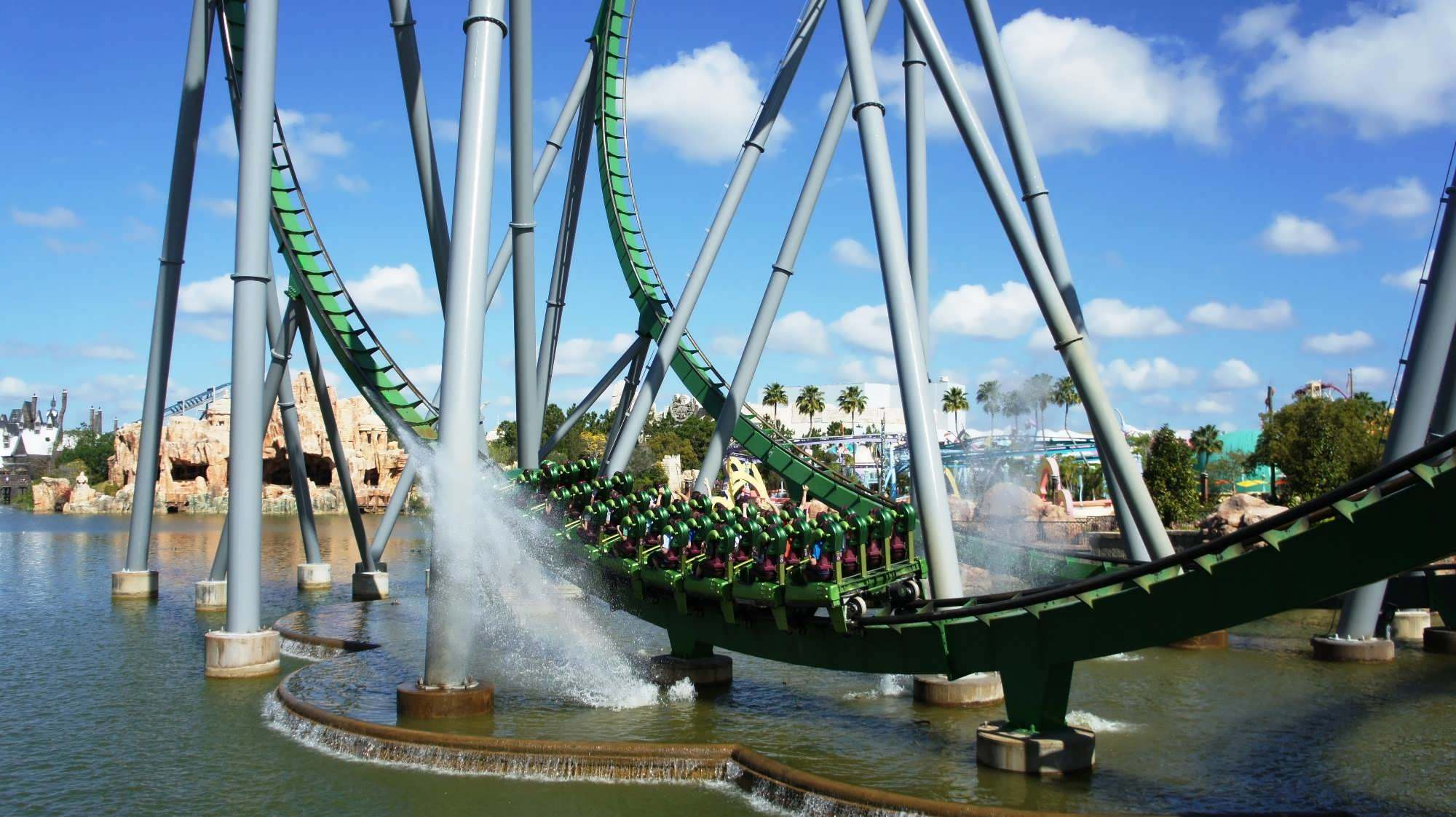 Universal Orlando: Rides for larger guests