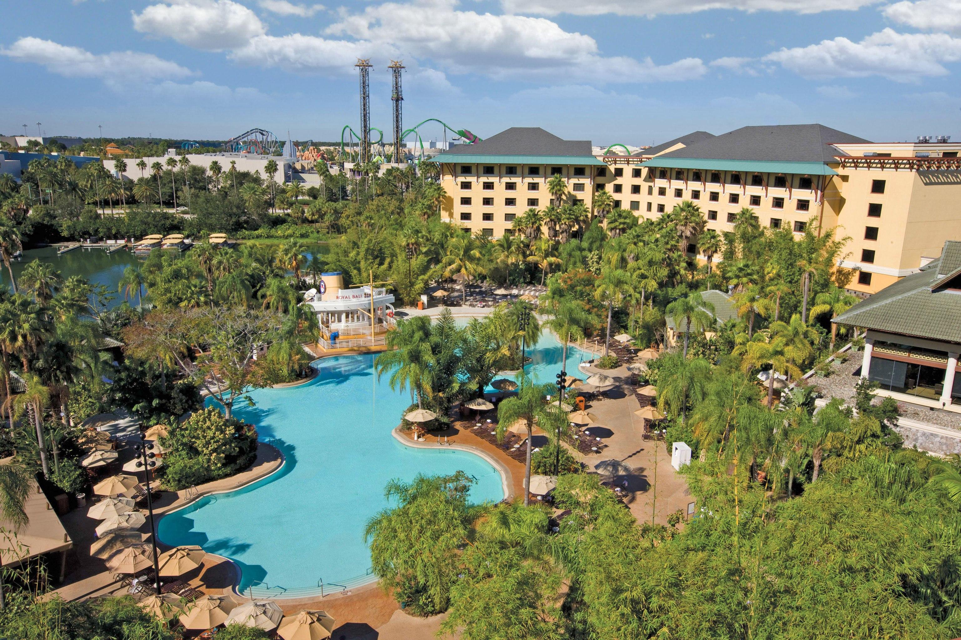Loews Royal Pacific Resort