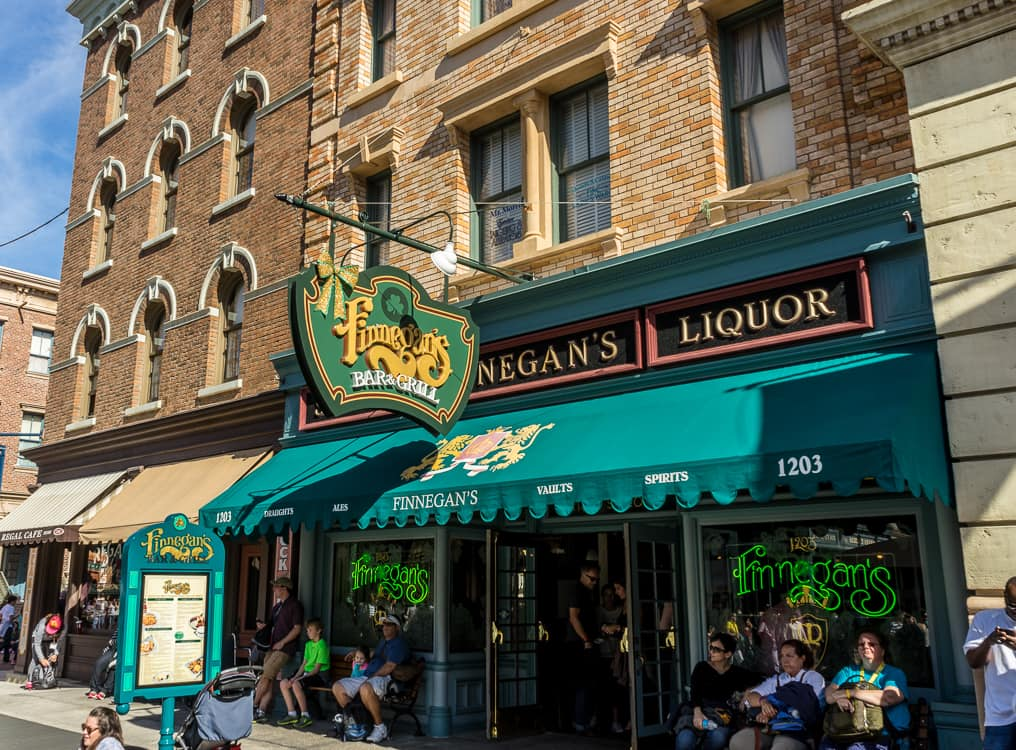 Finnegan's Bar & Grill at Universal Studios Florida