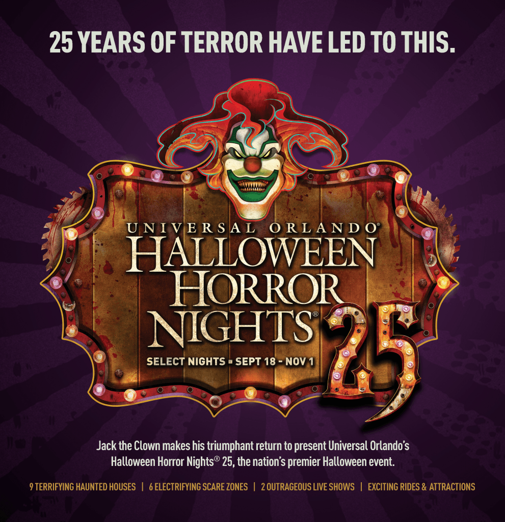 hhn 25 main logo - How Much Are The Halloween Horror Night Tickets