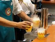 Flaming Moe's at Moe's Tavern