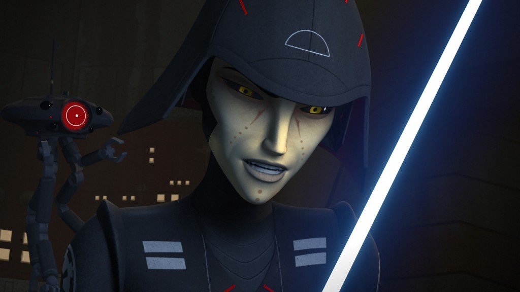 Rebels's Seventh Sister - Season of the Force