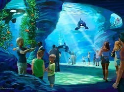 SeaWorld's Blue World Project