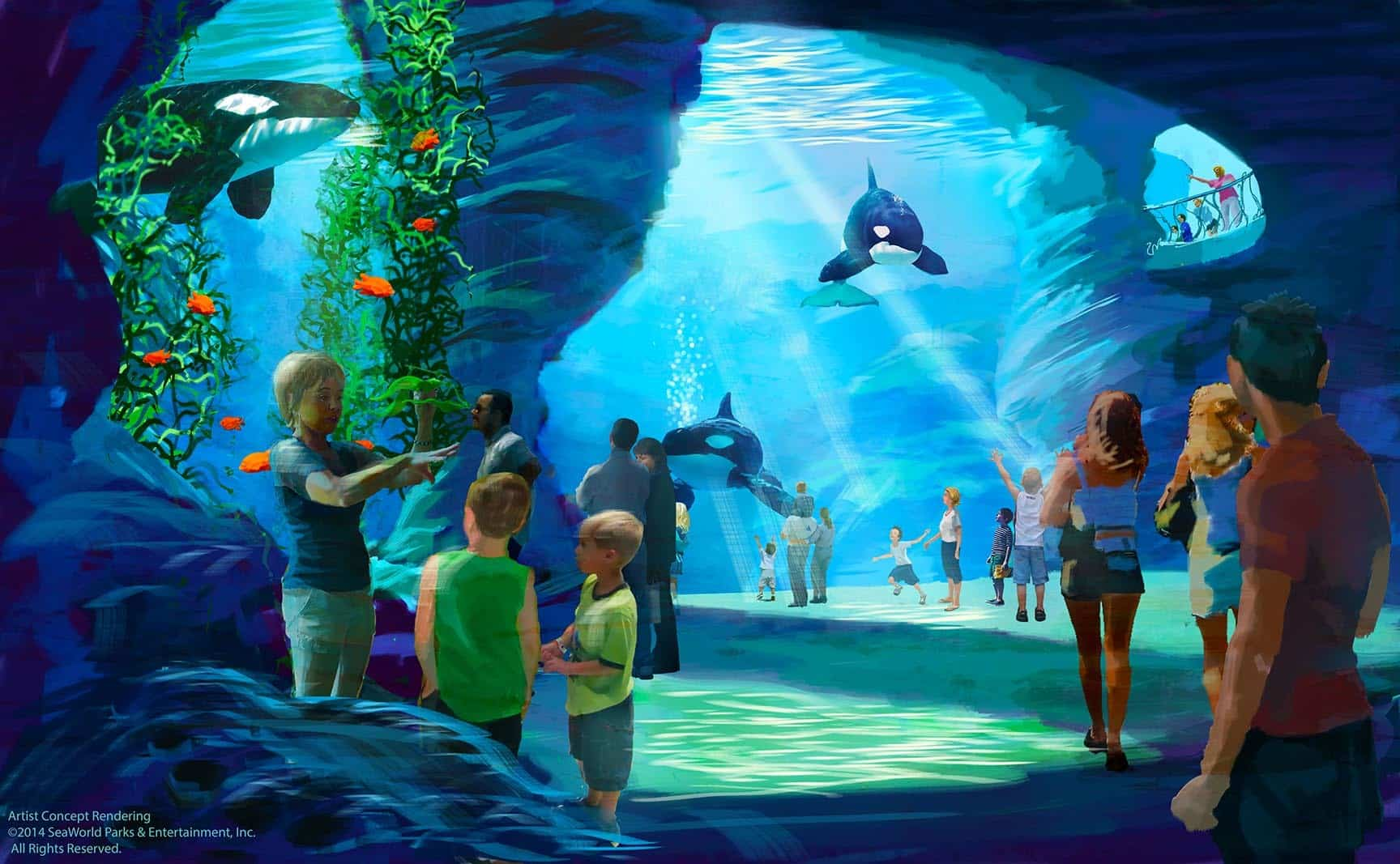 SeaWorld's next frontier: Virtual reality