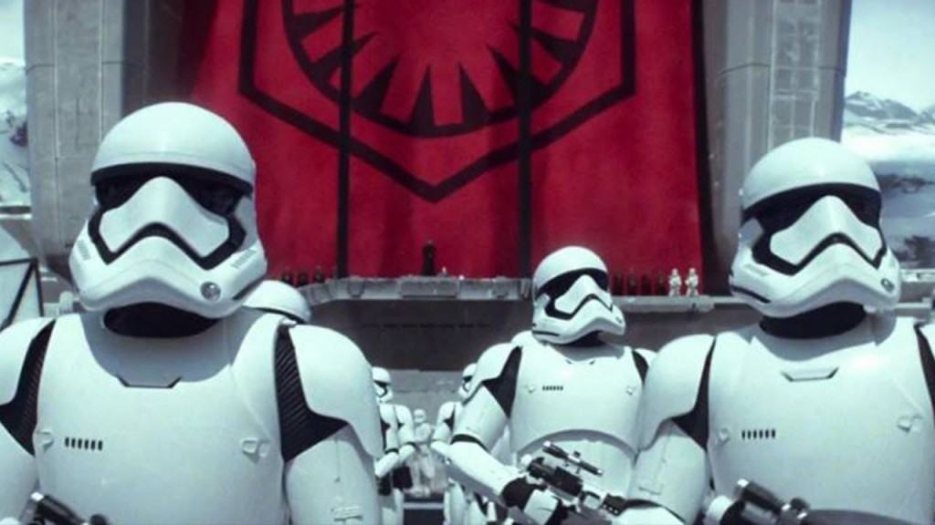 First Order stormtroopers - Season of the Force