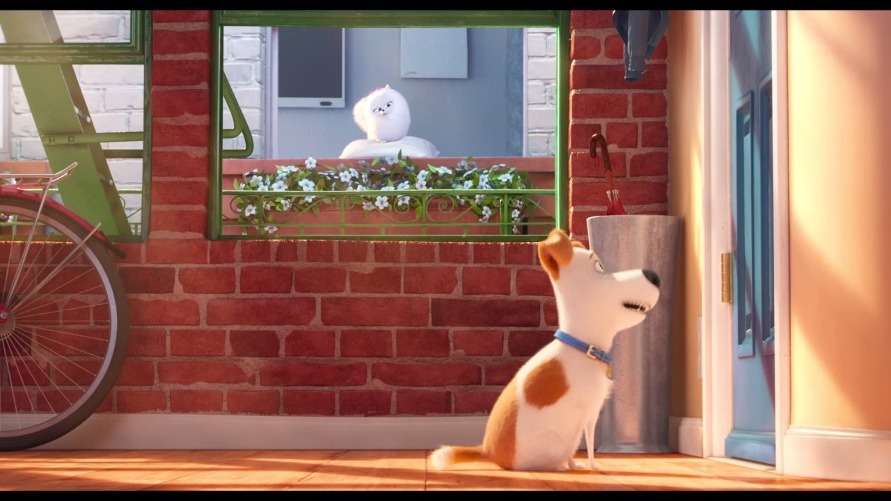 Secret Life of Pets coming to Universal Orlando?