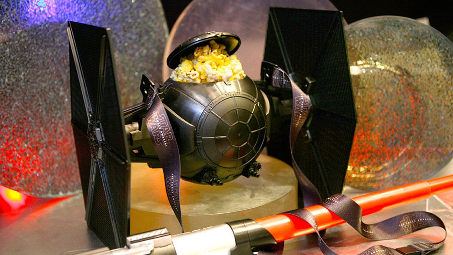 TIE Fighter premium popcorn bucket - Season of the Force
