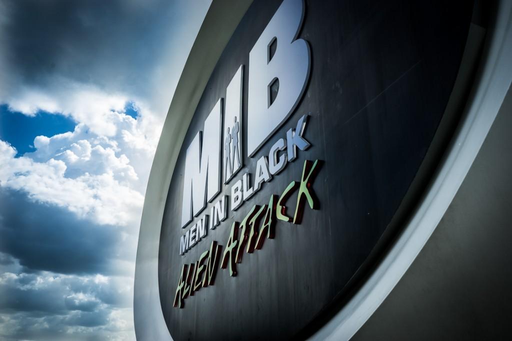 Reviews of Men in Black Alien Attack at Universal Studios Florida
