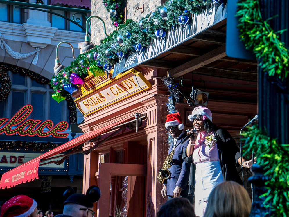 The Blues Brothers Holiday Show at Universal Studios Florida
