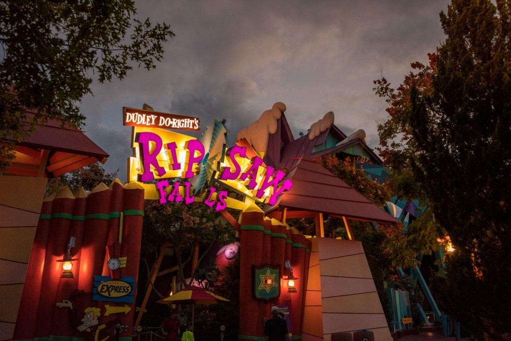 Reviews of Dudley Do-Right's Ripsaw Falls at Islands of Adventure