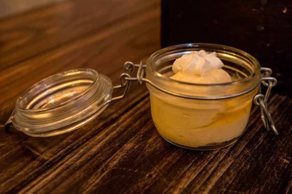 Butterbeer Potted Cream