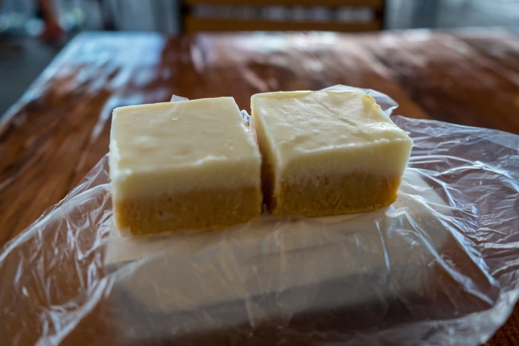 Butterbeer Fudge from Sugarplum's Sweetshop at The Wizarding World of Harry Potter - Diagon Alley
