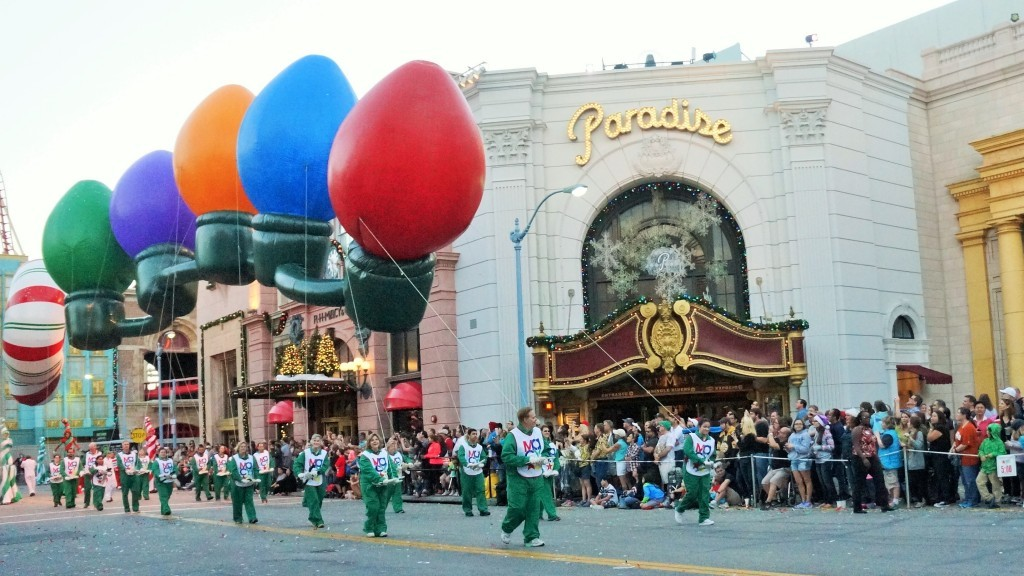 Macy's Holiday Parade at Universal Studios Florida - new balloon