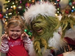The Grinch at UOR 7