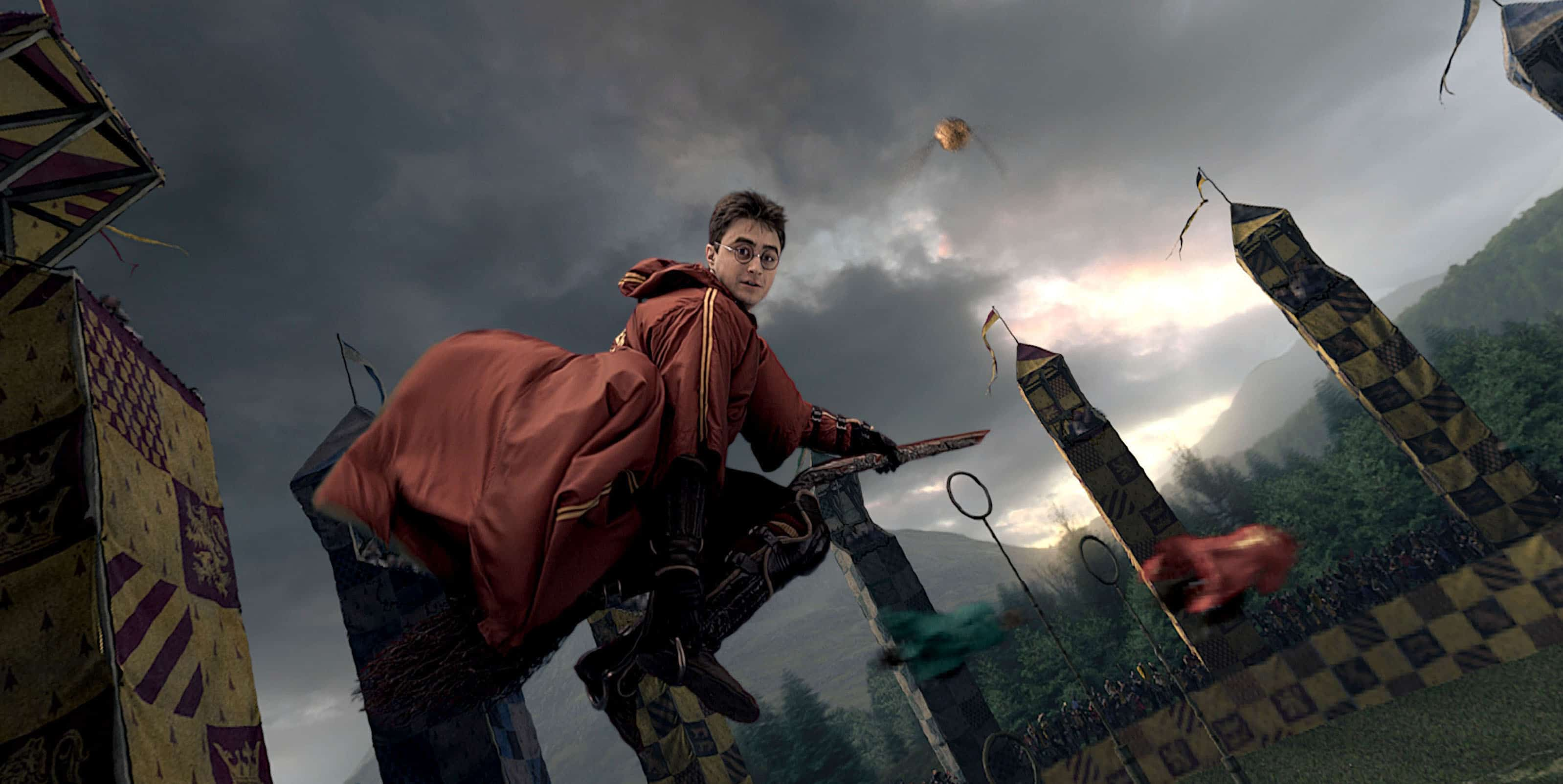 ALL Harry Potter rides receive Express Pass access