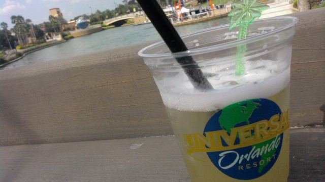 Grab a margarita at Margaritaville and relax