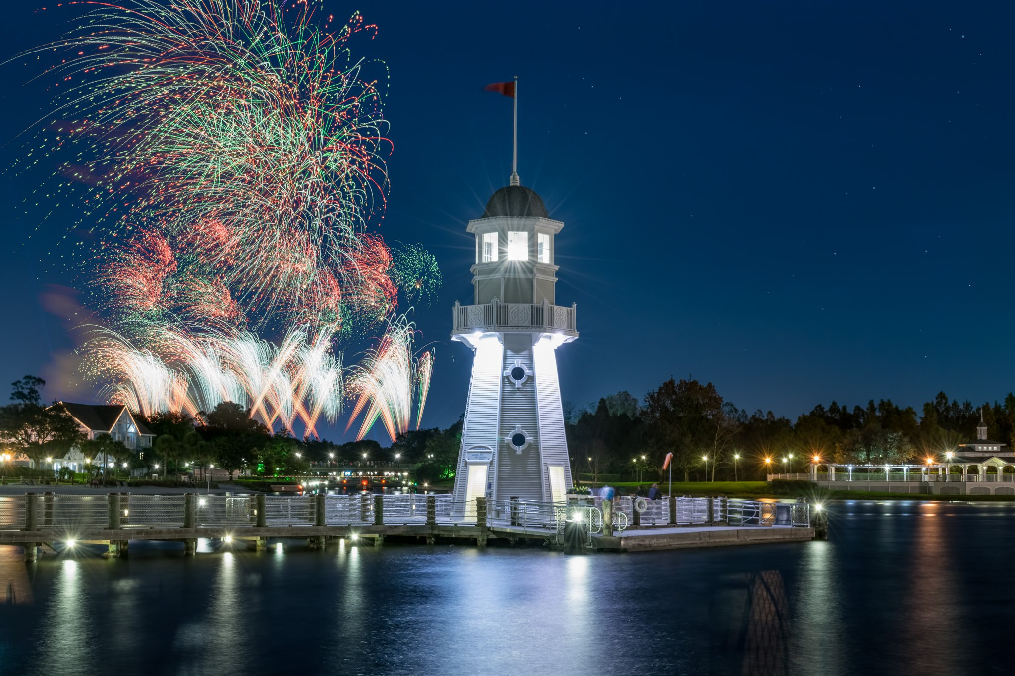 9 epic locations to view Disney fireworks