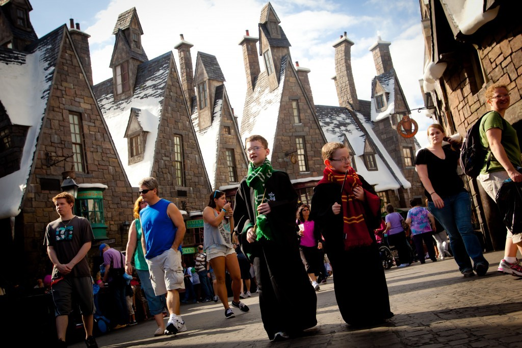 Wizarding World of Harry Potter Hogsmeade at Islands of Adventure