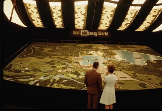 Walt Disney World Preview Center