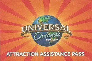 Attraction Assistance Pass