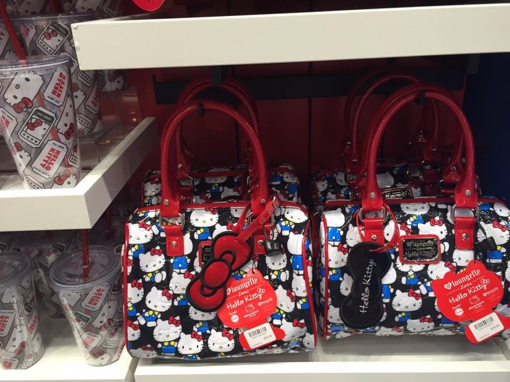 Hello Kitty store at Universal Orlando