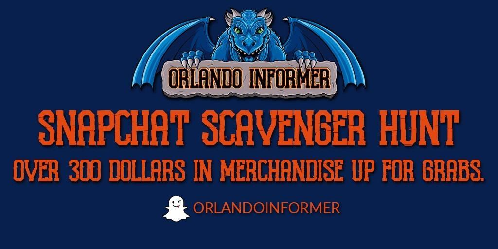 Orlando Informer on Snapchat