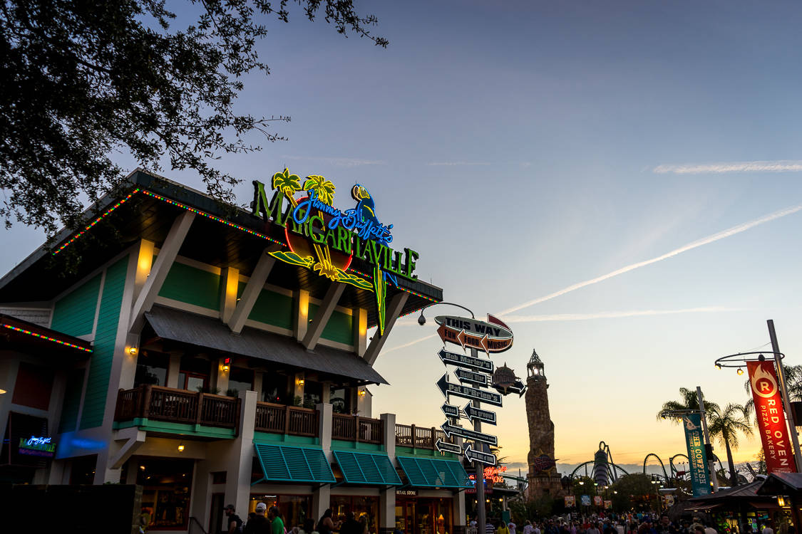 Details and secrets of Jimmy Buffett's Margaritaville at Universal Orlando