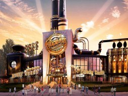 Toothsome Chocolate Factory Rendering