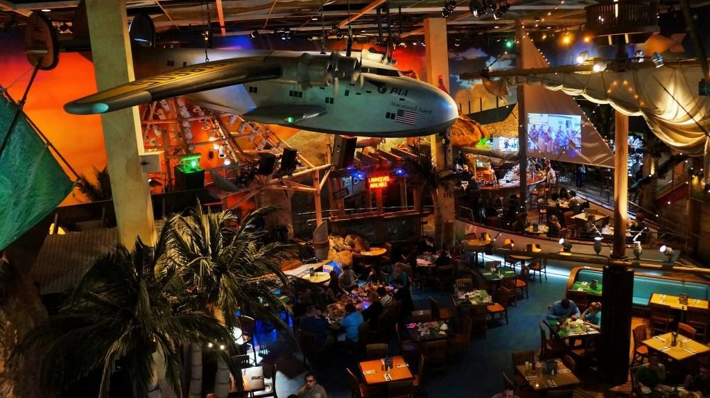 Jimmy Buffet's Margaritaville Cafe