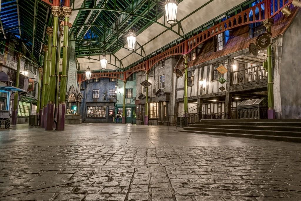 Carkitt Market at The Wizarding World of Harry Potter - Diagon Alley