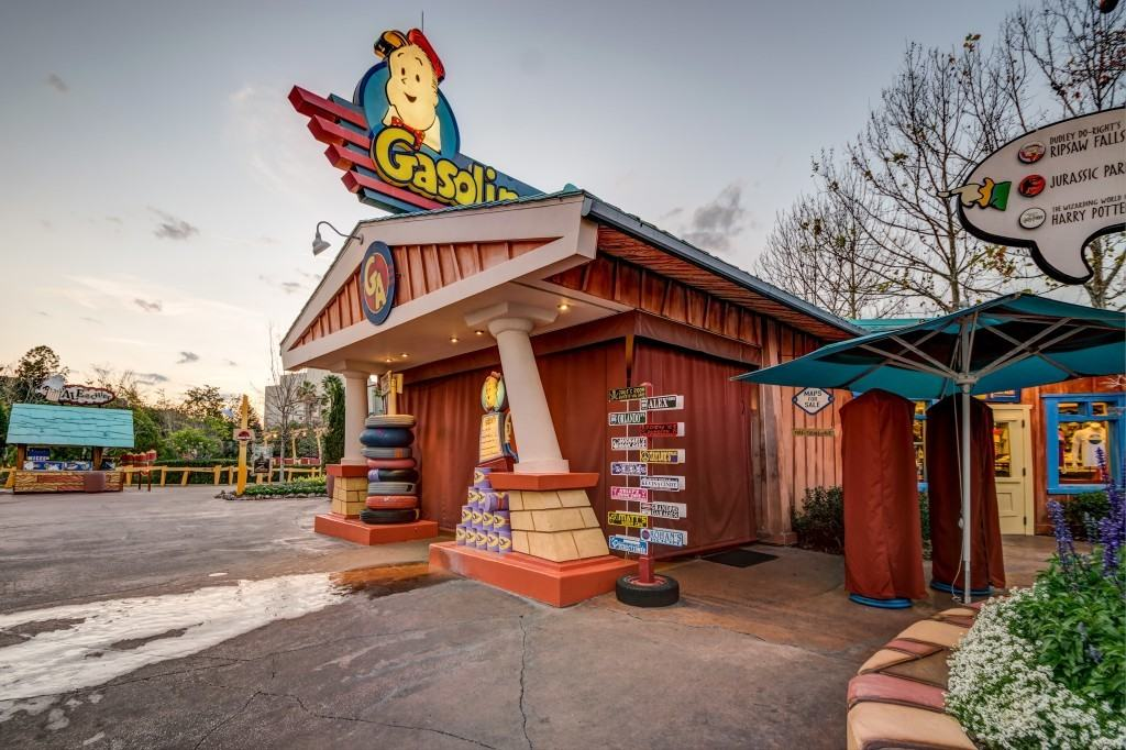 Toon Lagoon at Universal Orlando