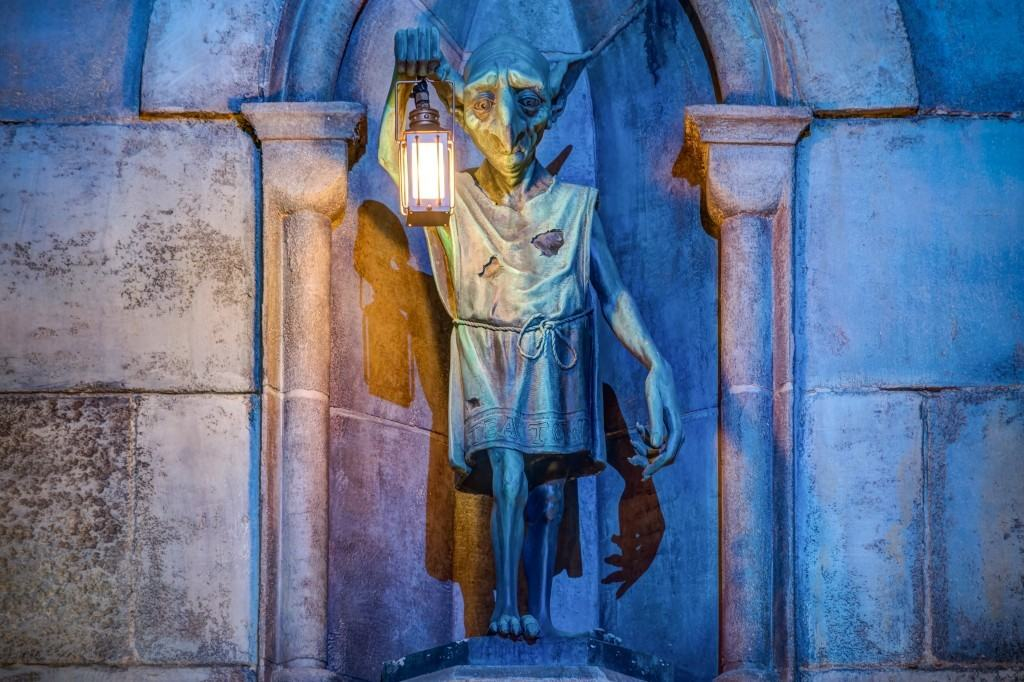 House Elf at The Wizarding World of Harry Potter - Diagon Alley