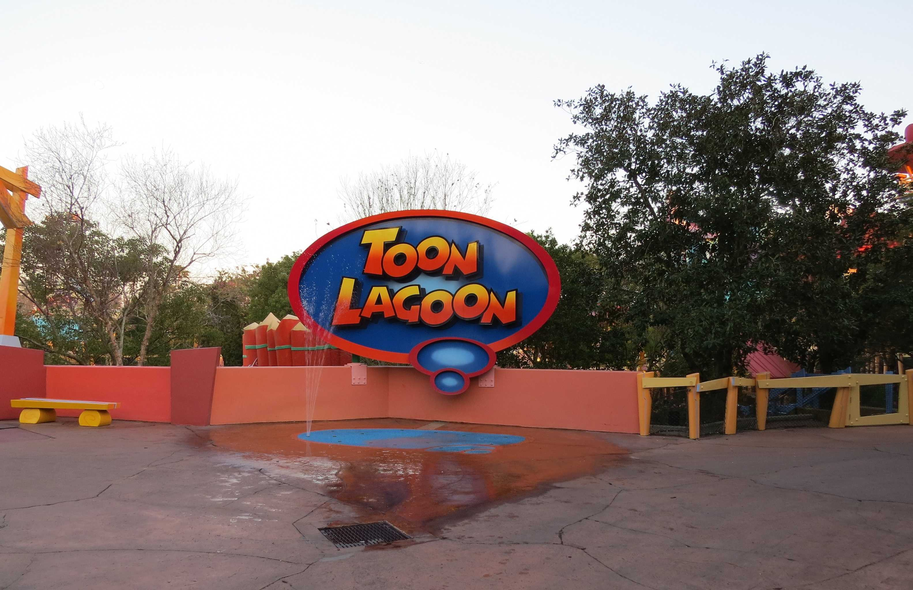 The aging Toon Lagoon could use a face lift.