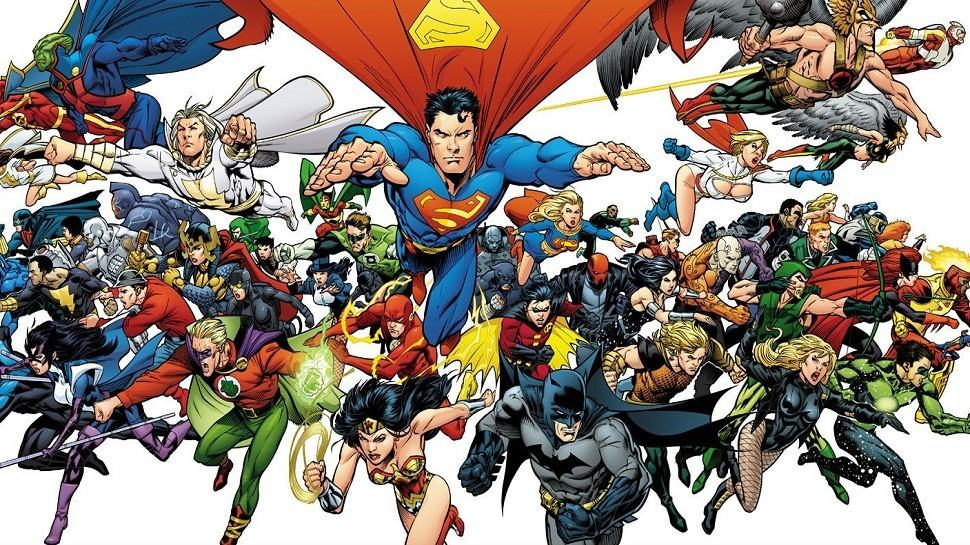 What if the DC Comic Universe came to Islands of Adventure?