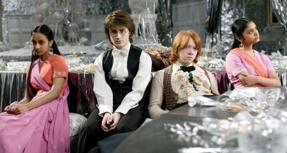"Yule Ball from ""Harry Potter and the Goblet of Fire"""