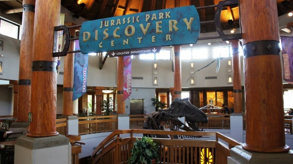 Jurassic Park Discovery Center