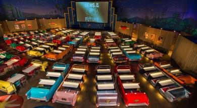 Sci-Fi Dine-In Theater Restaurant at Walt Disney World