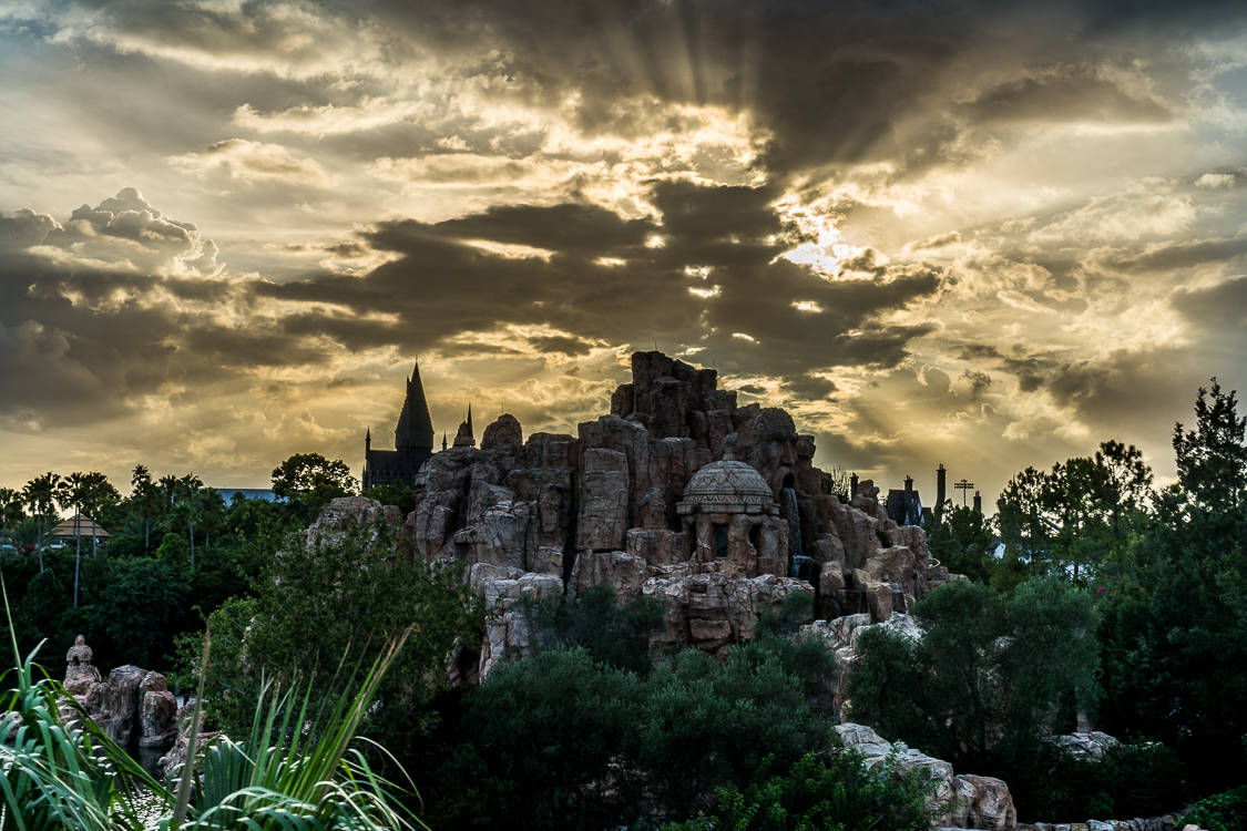 Mythos at Universal's Islands of Adventure temporarily closes May 2