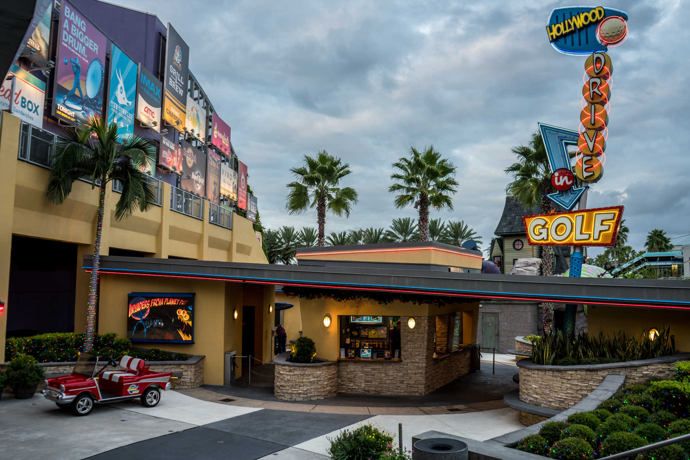 Universal Orlando: Where to have fun away from the parks