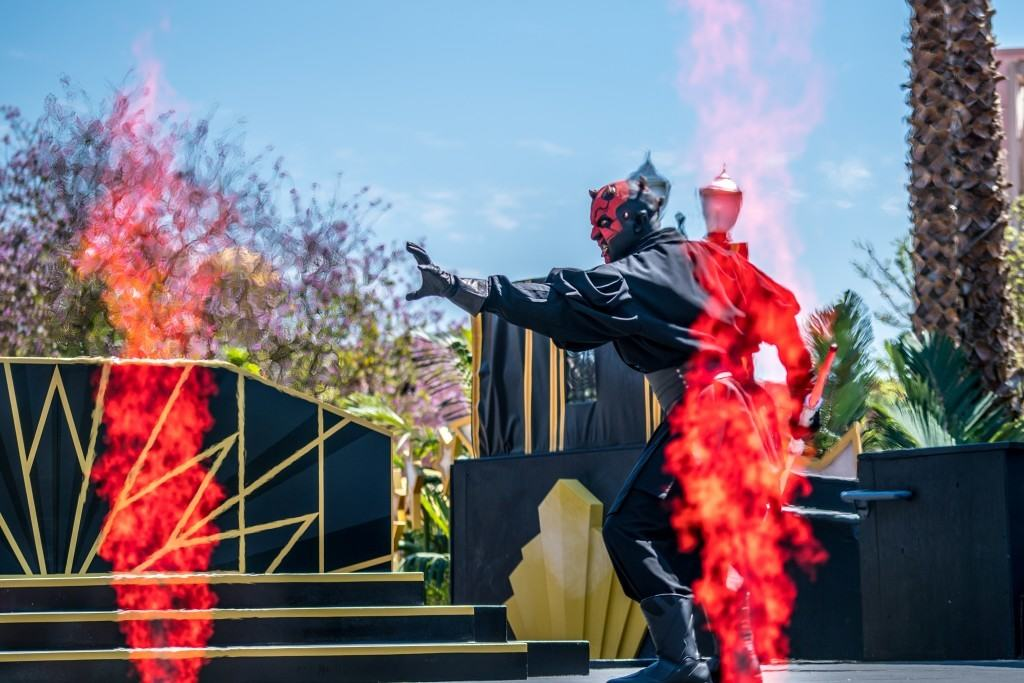 Darth Maul at Disney's Hollywood Studios