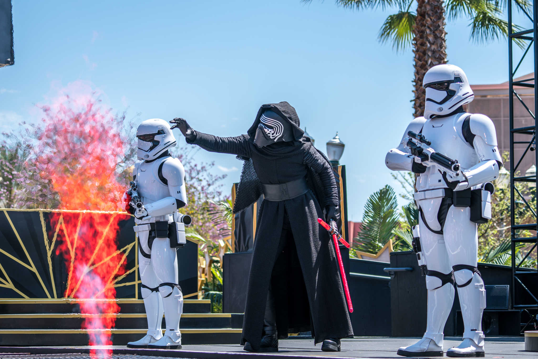 New Star Wars shows storm onto the scene at Disney's Hollywood Studios