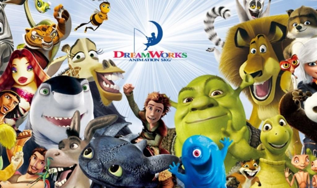 DreamWorks Animation roster of characters