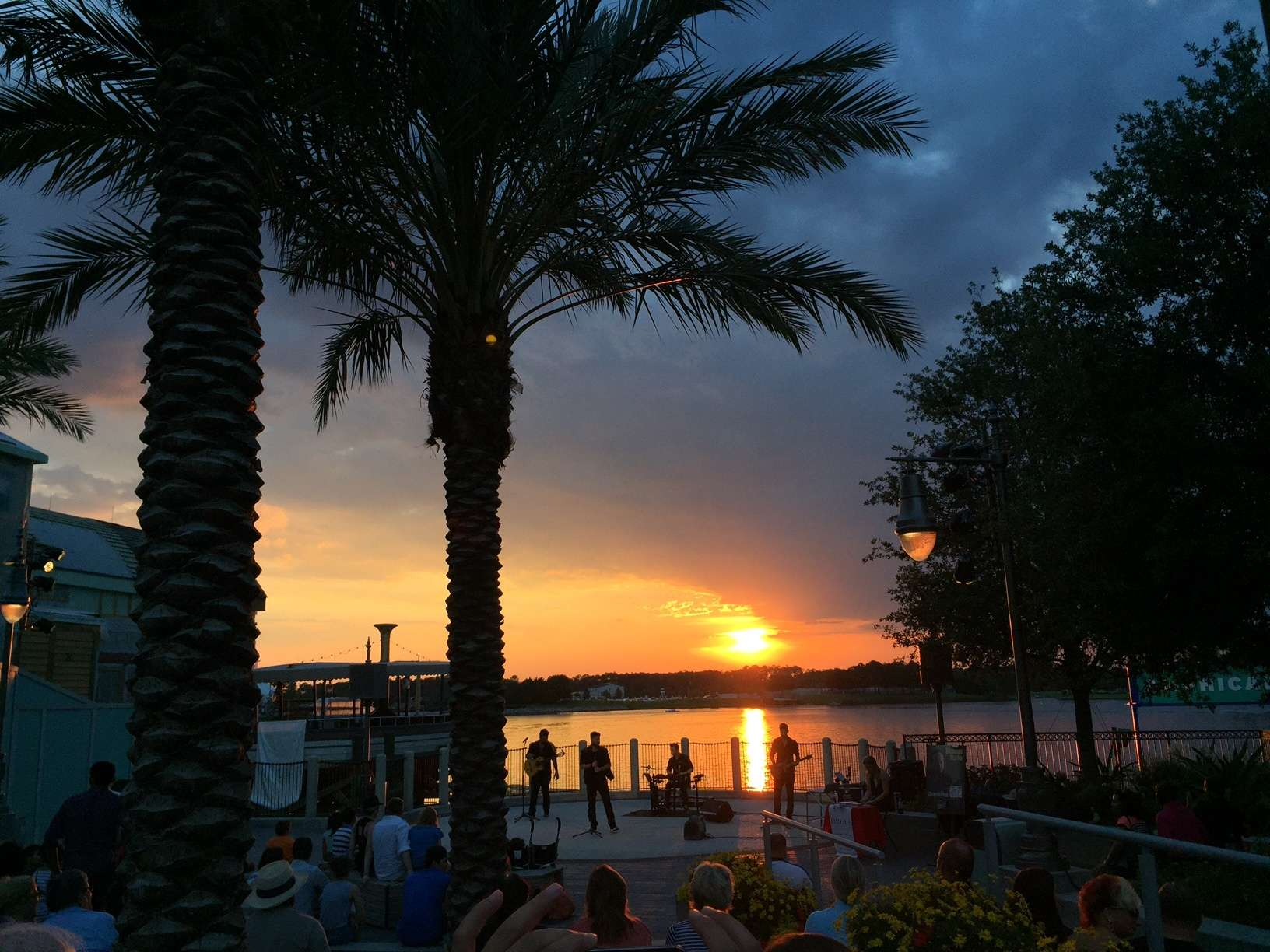 Is Disney Springs better than CityWalk?