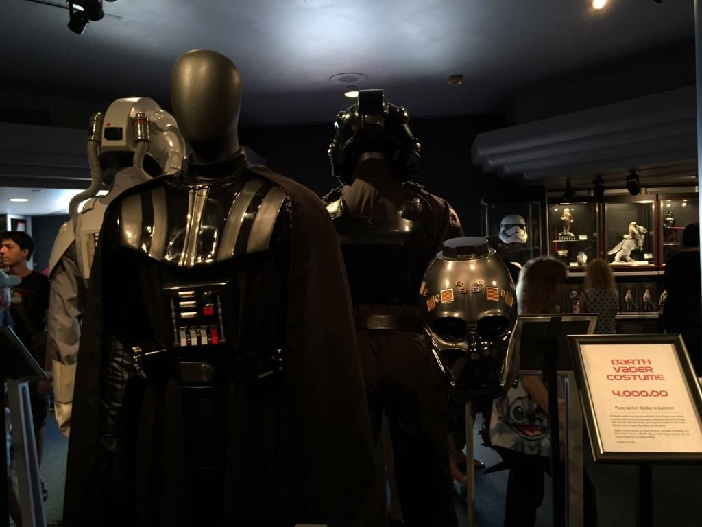 How about a Darth Vader costume for $4,000?