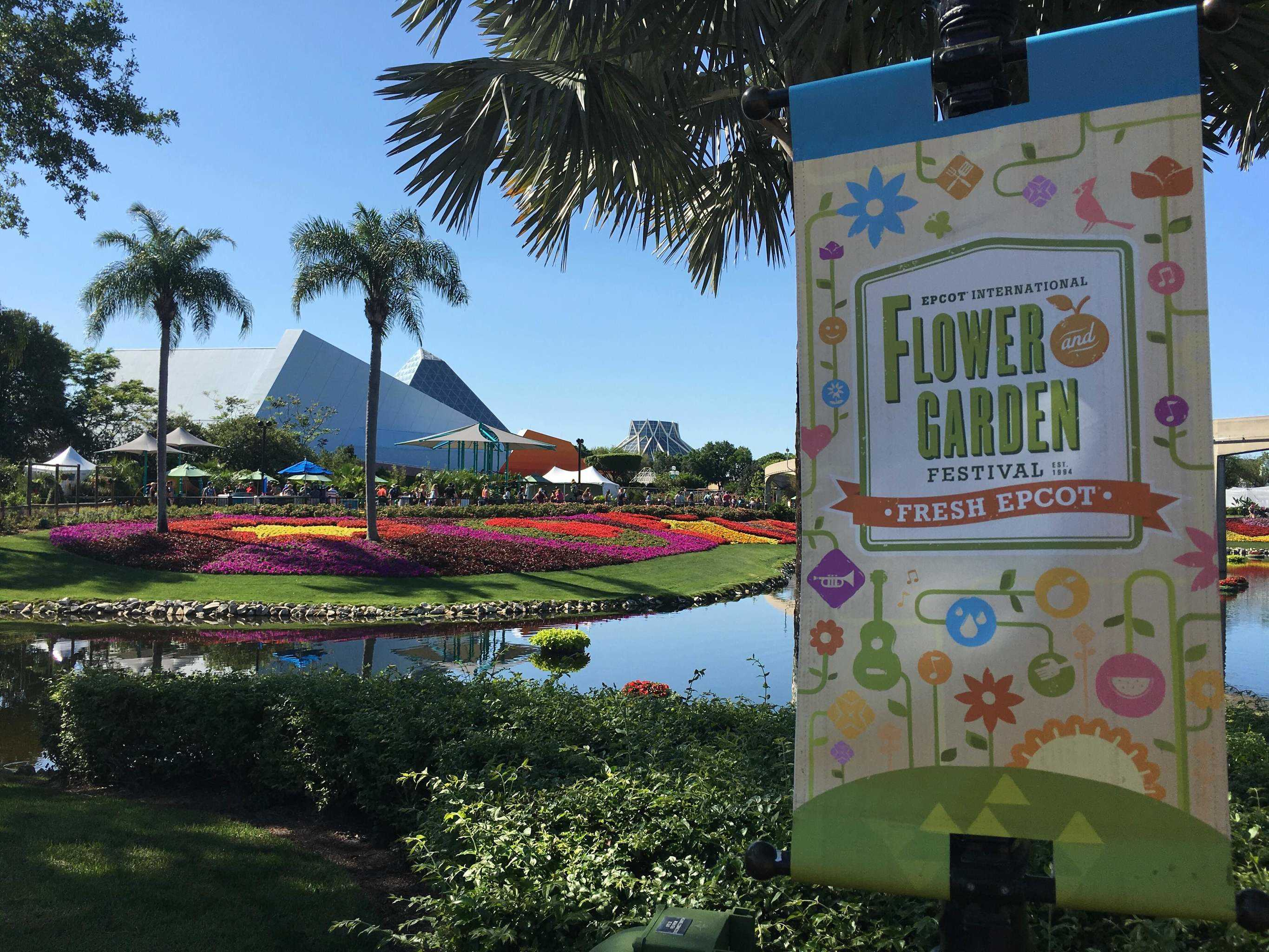 Must try eats at Epcot's 2016 Flower and Garden Festival