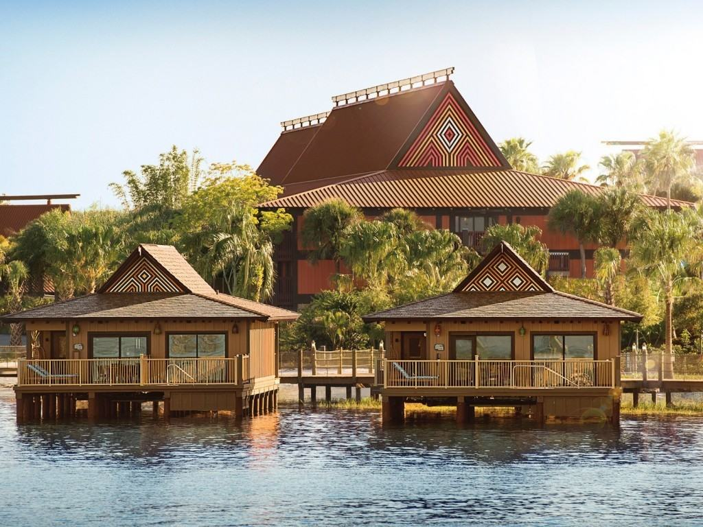 Polynesian Villas and Bungalows Walt Disney World