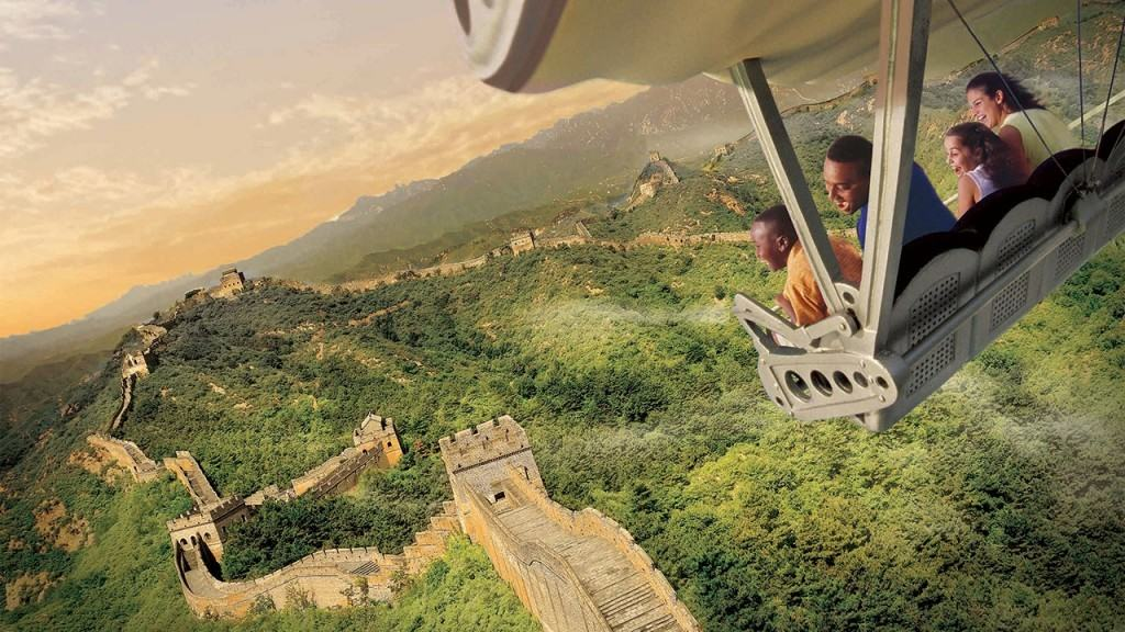 Soarin' Around the World at Epcot