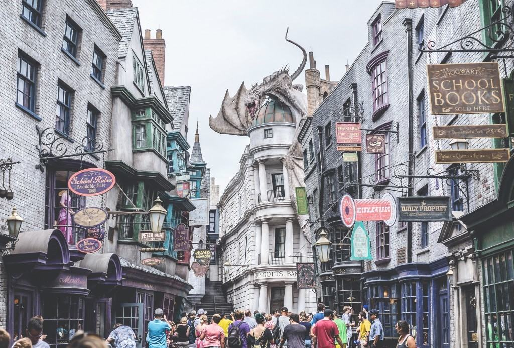 The Wizarding World of Harry Potter - Diagon Alley at Universal Orlando Resort