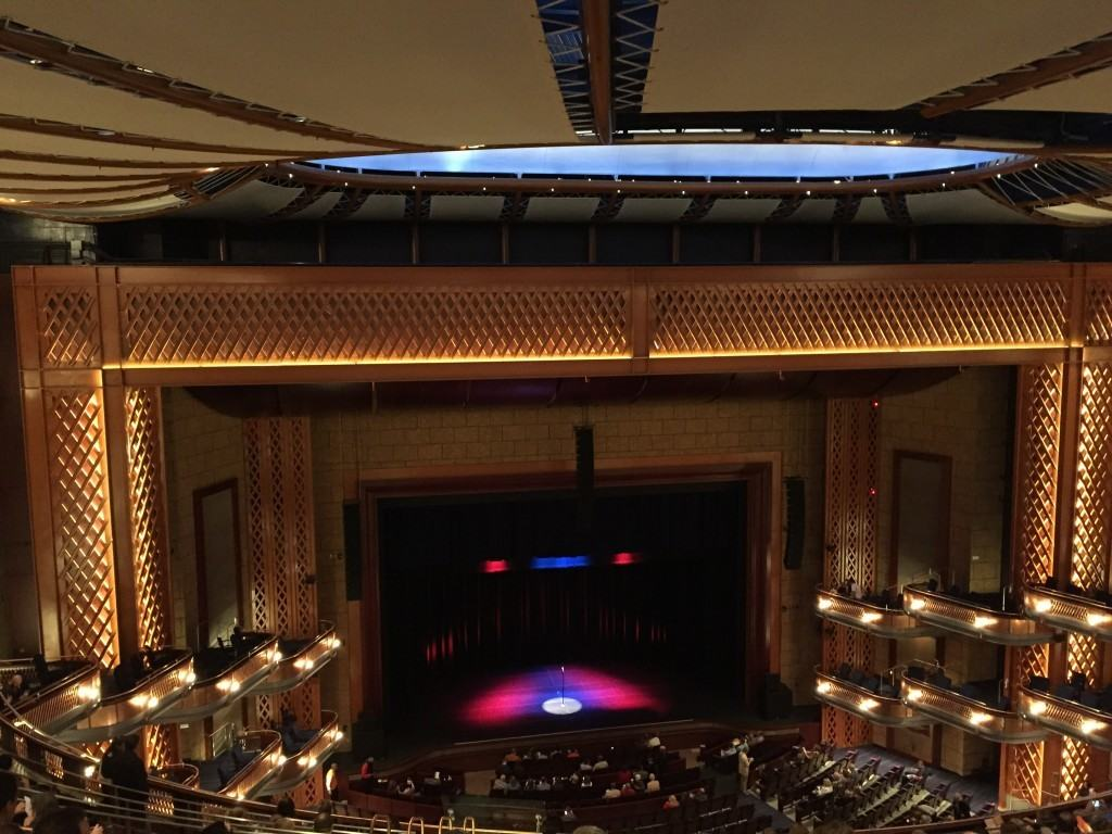 Inside Dr. Phillips Center for Performing Arts