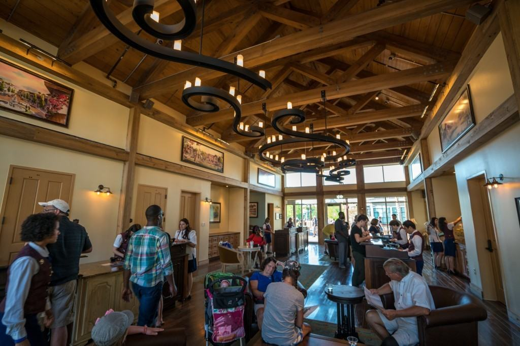 Guest Relations at Disney Springs Town Center